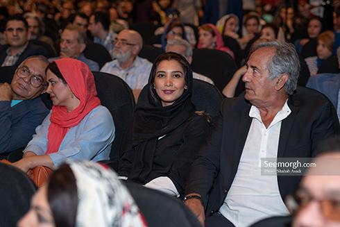 مجید مظفری,نیکی مظفری,جشن خانه سینما