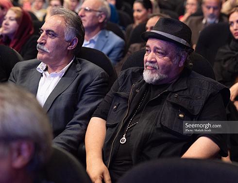 جشن خانه سینما,محمدرضا شریفی نیا