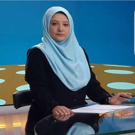 الهام ملک محمدی مجری شبکه خبر