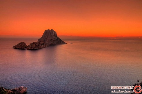 منطقه ممنوعه,گردشگری,طقه گردشگری,جزیره اسطوره ایی اس ودرا اسپانیا