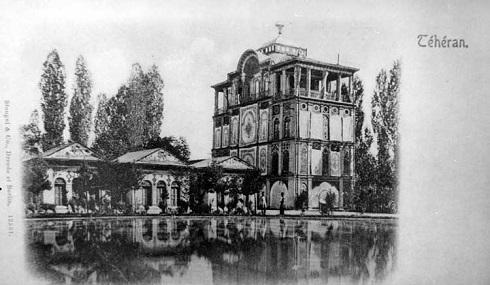کاخ عشرت آباد