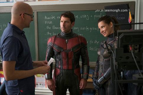 اوانجلین لی لی, Ant-Man and the Wasp