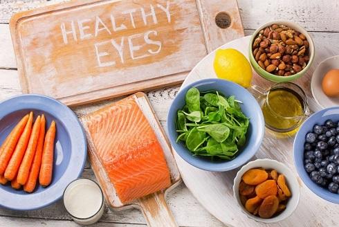 تغذیه سالم,مراقبت از چشم