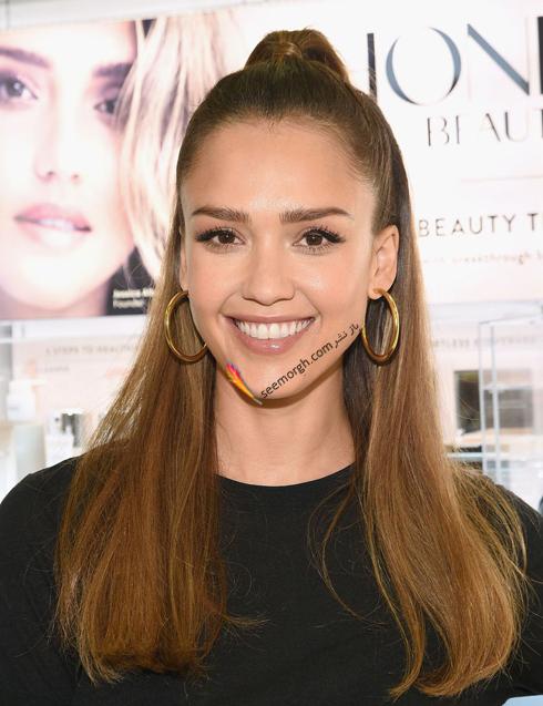 مدل مو های باز که دیگر برای تابستان امسال مد نیستند - مدل موی باز شماره 9,مدل مو,مدل موی باز