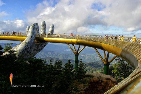 پل طلایی,ویتنام