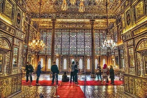 گردشگری,دیدنی ایران,مکان های تاریخی,کاخ گلستان تهران