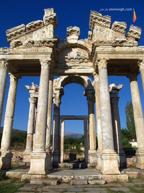 معبد آفرودیت,یونان باستان