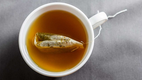 چای سبز,فنجان چای