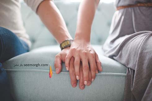 گرفتن دست