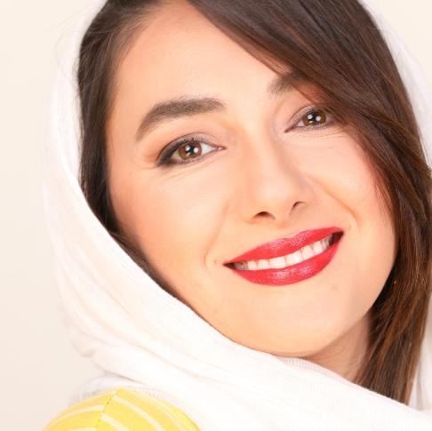 عکس جديد از چهره هانيه توسلي