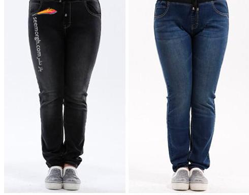 شلشوار جین,شلوار جین زنانه,انتخاب رنگ شلوار جین,رنگ شلوار جین را متناسب با محلی که می روید انتخاب کنید