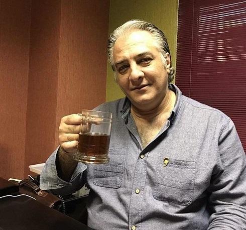 ایرج نوذری,هنرمندان,مجری تلویزیون,بازیگران مجری,مجریان بازیگر,مجریان تلویزیون