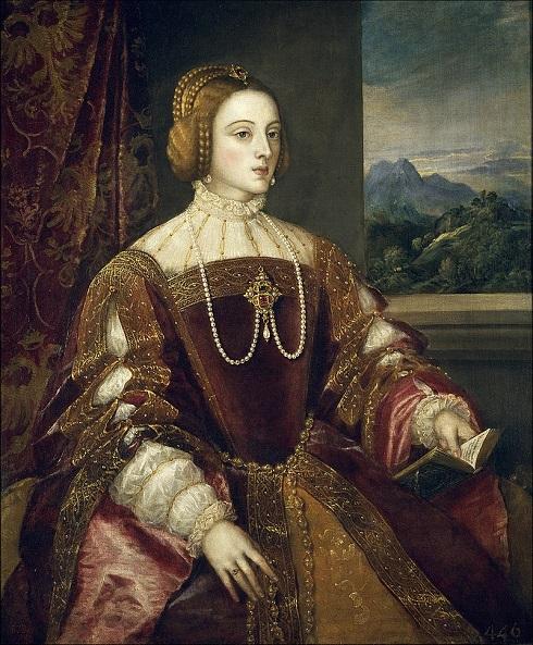 زیباترین ملکه,زیباترین شاهدخت,زیباترین شهبانو,ملکه زیبا,ایزابلای پرتغال