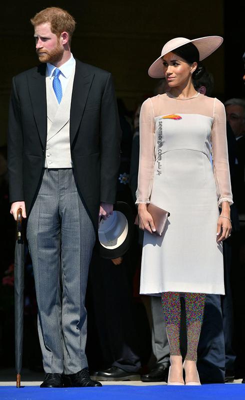 مگان مارکل Meghan Markle بعد از ازدواج با پرنس هری Prince Harry