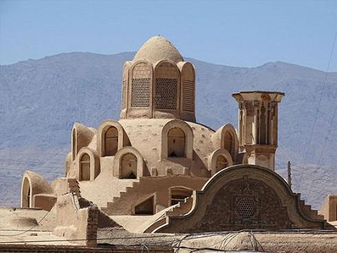 گردشگری,دیدنی ایران,مکان های تاریخی,خانه بروجردی های کاشان