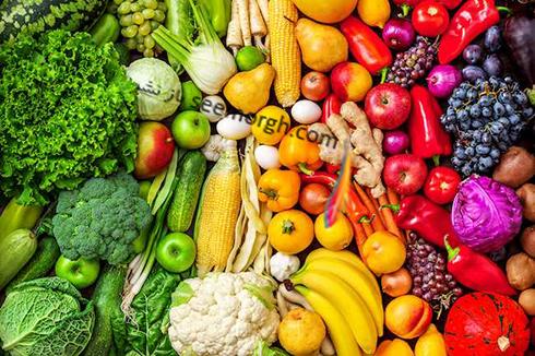 میوه ها و سبزی ها