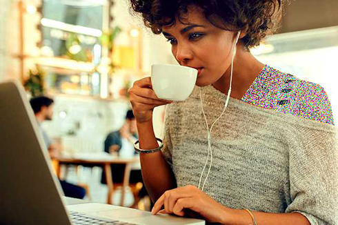 قهوه,نوشیدن قهوه