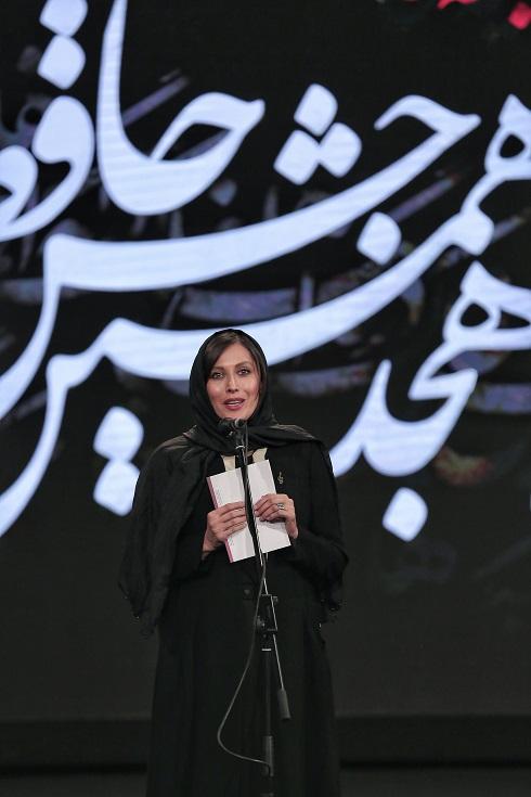 جشن حافظ,هنرمندان در جشن حافظ,برندگان جشن حافظ,مهتاب کرامتی