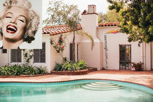 مریلین مونرو,خانه مریلین مونرو,خانه مریلین مونرو Marilyn Monroe
