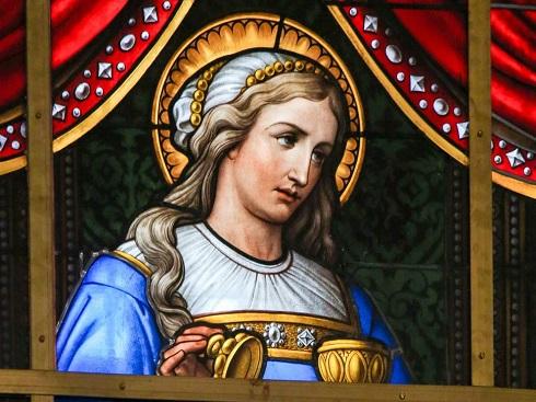 مریم مَجدَلیه,افسانه,شخصیت افسانه ایی