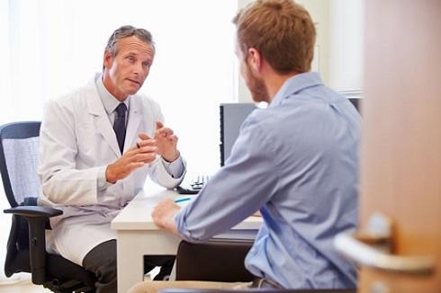 پزشک و بیمار,معاینه بیمار