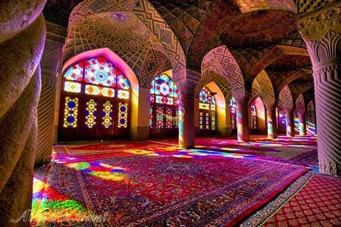 گردشگری,دیدنی ایران,مکان های تاریخی,مسجد نصیرالملک