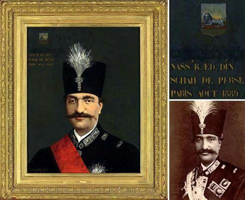ناصرالدبن شاه قاجار