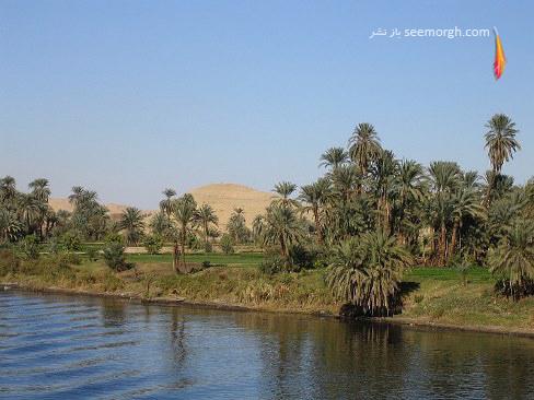 رودخانه نیل,مصرباستان