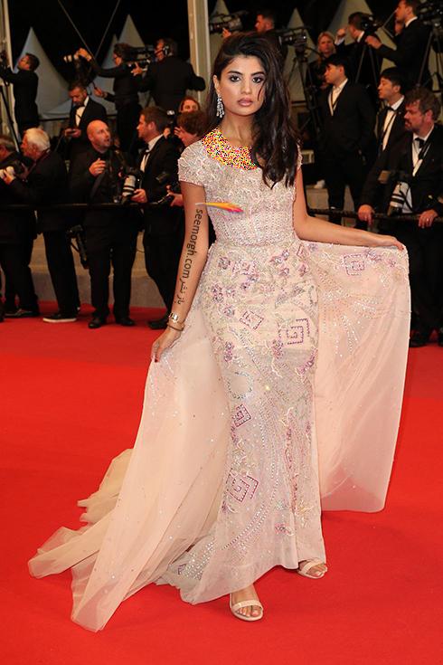 بهترین مدل لباس در جشنواره کن 2018 Cannes - اولا فراهات Ola Farahat,مدل لباس,جشنواره کن,جشنواره کن 2018,بهترین مدل لباس در جشنواره کن 2018,مدل لباس های برتر در جشنواره کن 2018