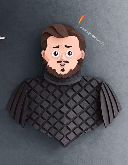 Game of Thrones,ساموئل تارلی,بازی تاج و تخت