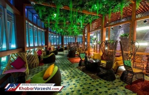 هتل فوق العاده مجهز و زیبای تورچ دوحه قطر