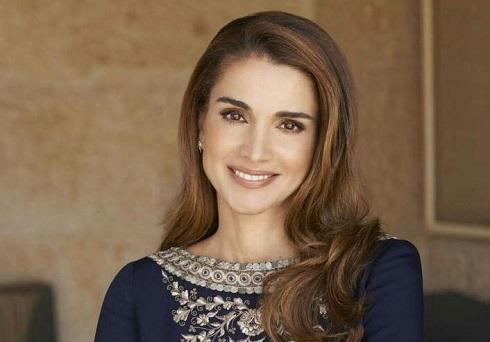 زیباترین ملکه,زیباترین شاهدخت,زیباترین شهبانو,ملکه زیبا,رانیا عبدالله