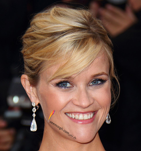 مدل مو,مدل مو چتری,چتری,مدل مو چتری به پیشنهاد ریس ویترسپون Reese Witherspoon