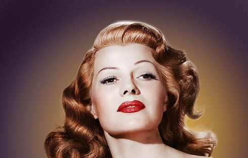 زیباترین ملکه,زیباترین شاهدخت,زیباترین شهبانو,ملکه زیبا,ریتا هیورث
