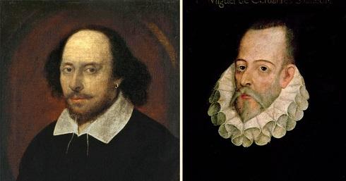 تاریخ مرگ,نویسنده,ویلیام شکسپیر,میگل د سروانتس