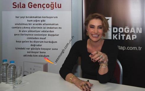 سیلا گنج اغلو,سیلا,سیلا خواننده ترک,خواننده محبوب ترک,خواننده ترکیه,سیلا ترک,سیلا گنج اغلو خواننده ترک