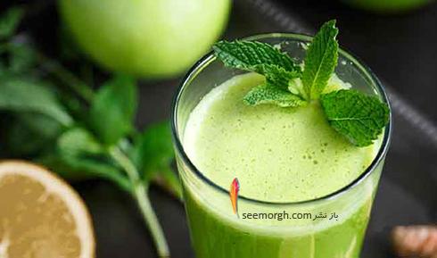 نوشیدنی رژیمی,لاغری,کاهش وزن,لاغری با نوشیدنی رژیمی,کاهش وزن با نوشیدنی رژیمی,لاغری و کاهش وزن با نوشیدنی رژیمی سبز سیب و کرفس