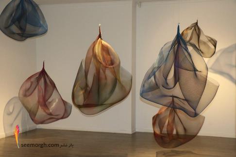 سولماز لینهارد,نمایشگاه,مجسمه