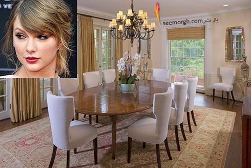تیلور سوئیفت,خانه تیلور سوئیفت,خانه تیلور سویفت Taylor Swift