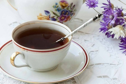 چای,آداب خوردن چای,آداب نوشیدن چای,آداب سرو چای,چای ارل گری انگلیسی