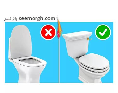 توالت,توالت فرنگی