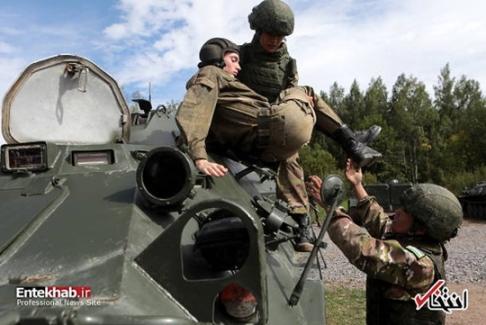 مسابقه زنان نظامی 4