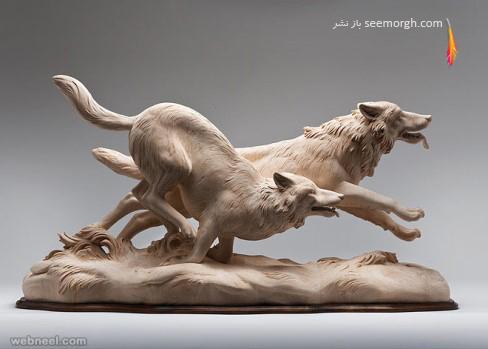 مجسمه های چوبی, Giuseppe Rumerio