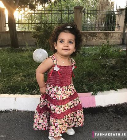 سوفيا دختر يکتا ناصر