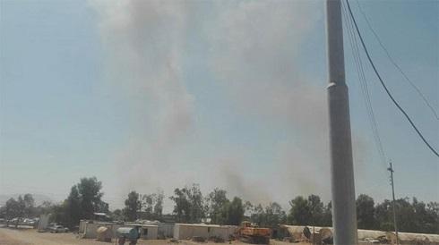 حمله موشکی سپاه به کردستان عراق