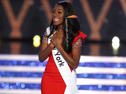 دخjر شایسته,دختر شایسته آمریکا,دختر شایسته آمریکا 2019,نیا فرانکلین Nia Franklin دختر شایسته آمریکا Miss America 2019