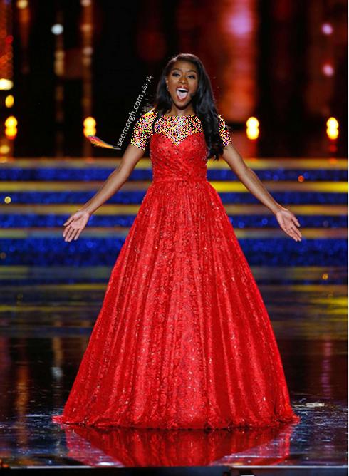 دختر شایسته,دختر شایسته 2019,مراسم انتخاب دختر شایسته 2019,نیا فرانکلین Nia Franklin دختر شایسته آمریکا Miss America انتخاب شد