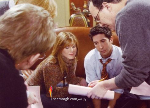 سریال دوستان Friends,نیکول کیدمن