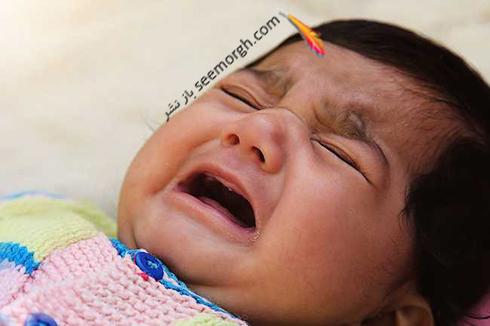 نوزاد,گریه کردن نوزاد