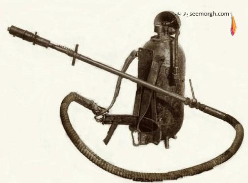 اختراع عجیب و غریب,اختراع قدیمی,اسلحه